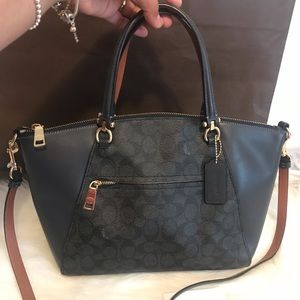 New without tags Coach 2 way bag